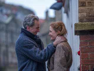 "Review: ""Phantom Thread"" (2017)"
