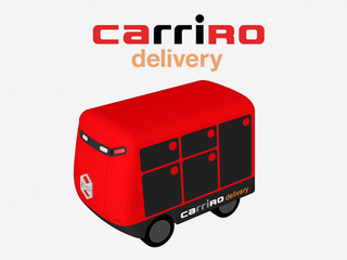 CarriRO delivery