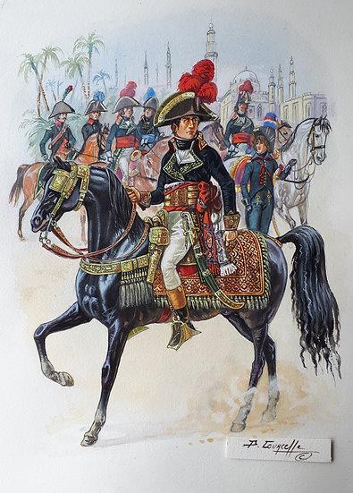 N&B Tirage 06 - Bonaparte Egypte 1798