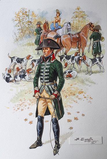 N&B Hors Série 03 - Bonaparte tenue de vénerie 1803