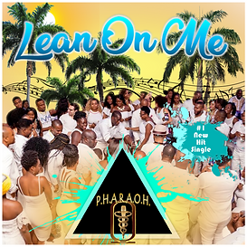 Lean On Me Cover Art