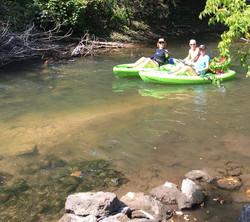 paula kayak