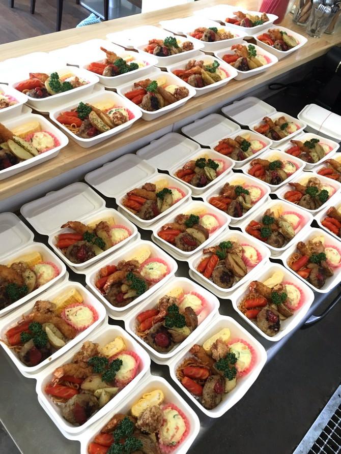 学童用のお弁当です(#^.^#)