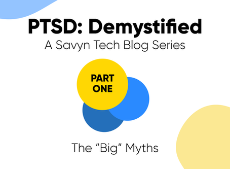 PTSD Demystified: The Big Myths
