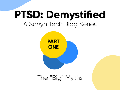 PTSD Demystified: The Big Myths