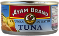 AYAM BRAND TUNA CHUNKS IN WATER 185 GR.p