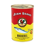 AYAM BRAND MACKEREL IN TOMATO SAUCE 425