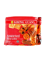 KHONG GUAN ASSORTED BISCUITS RED 300 GR.