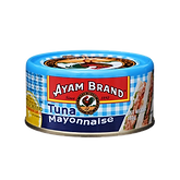 AYAM BRAND TUNA MAYONNAISE NATURAL 185 G
