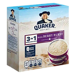 QUAKER 3 IN 1 SIB BERRY BURST 4 X 30 GR.