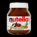 NUTELLA HAZELNUT CHOCO 200 GR.png