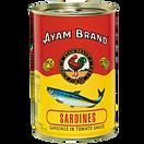 AYAM BRAND SARDINES IN TOMATO SAUCE 425