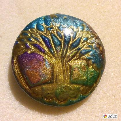 Broche arbre de vie 2
