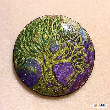 Broche arbre de vie 1