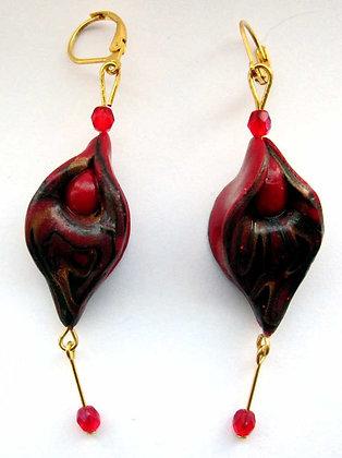 B.o moebius rouge+doré