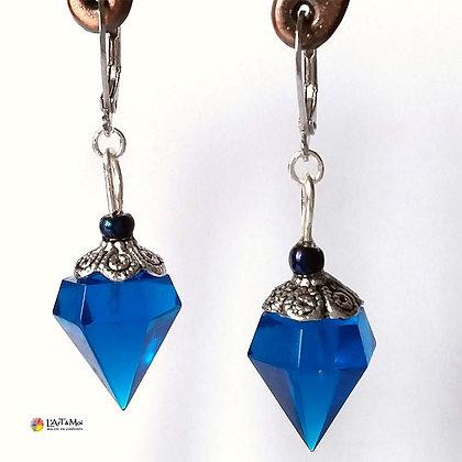 B.o petits diamants bleus
