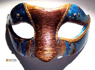 Tutoriel : Masque pour le Carnaval