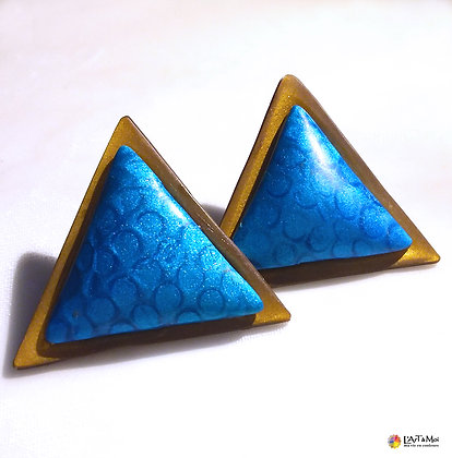 B.o Triangles bleus