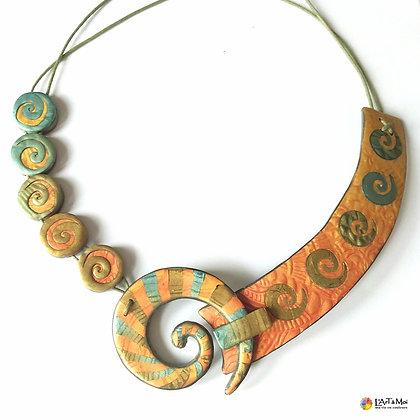 Collier Spirale 1