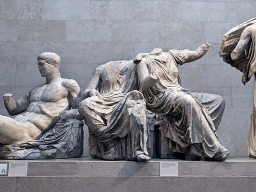 Οι απαράμιλλες αξίες του Παρθενώνος & η Γλυπτική του Κόσμηση.
