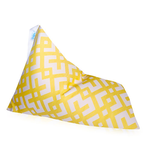 BIG trelis yellow