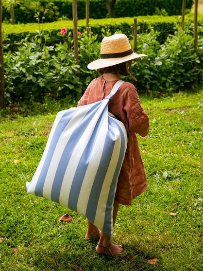 BIG lido bluebaby Almofada de Praia