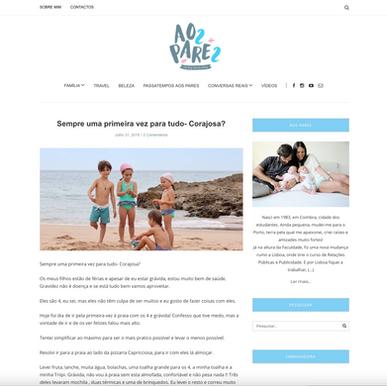 Blog Aos Pares   31 jul 2019