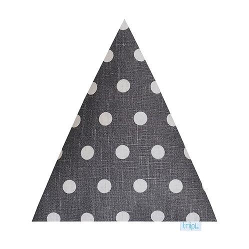 triipi polka grey