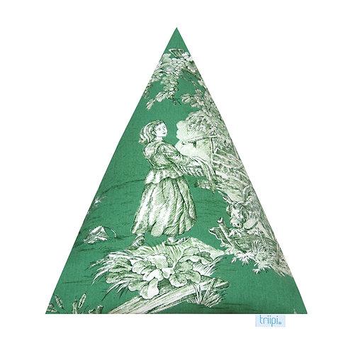 triipi toile green