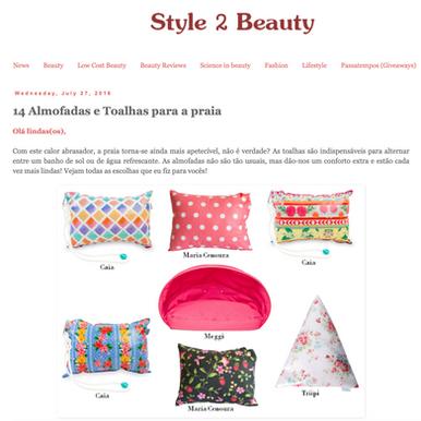 Blog Style 2 Beauty   27 jul 2016