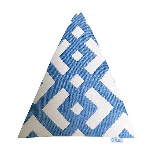triipi trelis blue