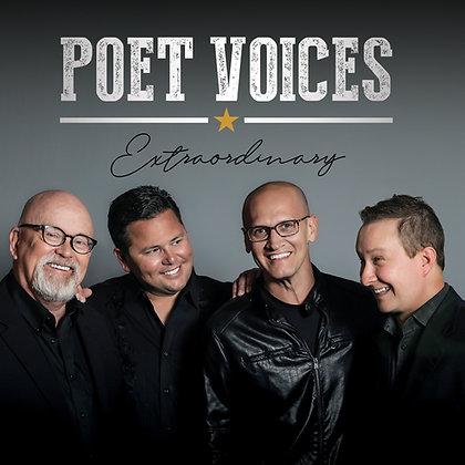 Poet Voices Extraordinary CD