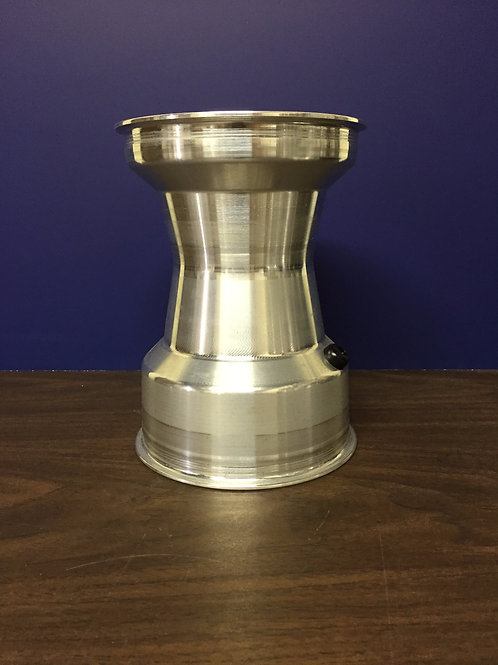 "VanK 6"" x 8.5"" Machined Pro Series"