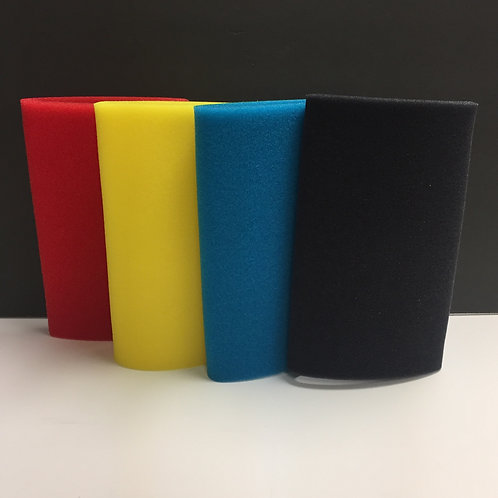 """8"""" Air Filter Wrap (Colored)"""