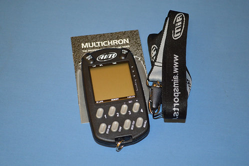 Multichron Stopwatch