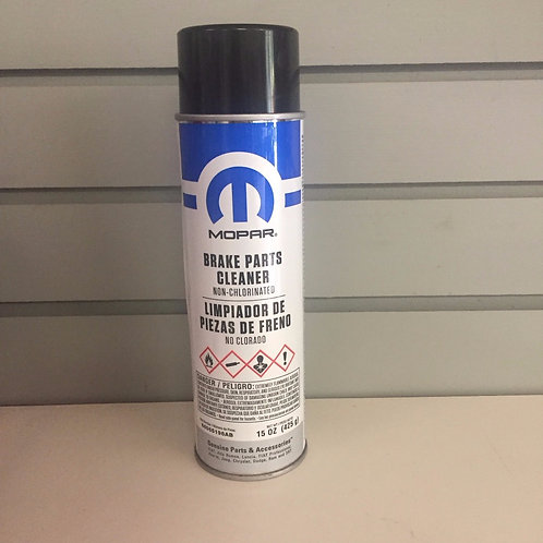 Mopar Brake Parts Cleaner