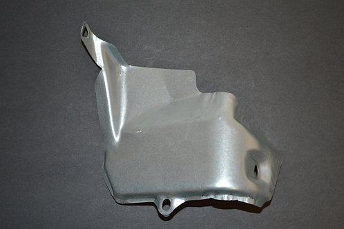 Metal Cover Under Cylinder Head