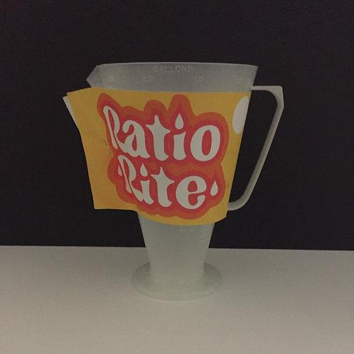 Ratio Rite Measuring Cup