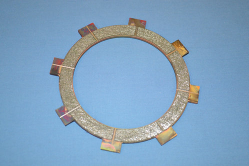 Bully Friction Disc Slotted