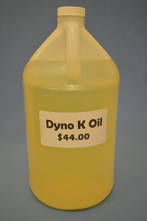 Dyno K Oil (Size: Gal)