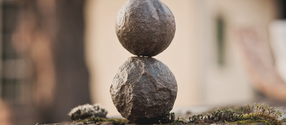 Bienvenue au cœur de l'équilibre