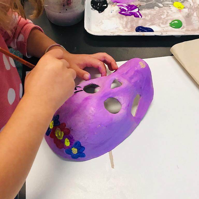 Mask Making Group