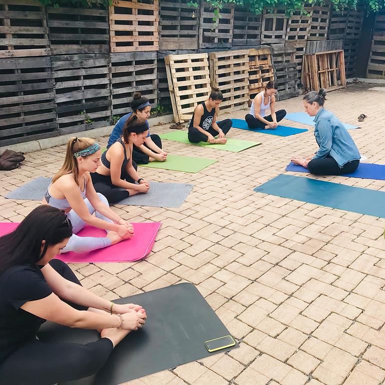 Yoga Art Therapy