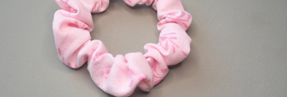 Rosa hårstrikk