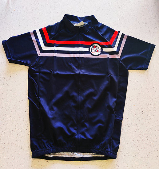 Short Sleeved Cycling Jersey