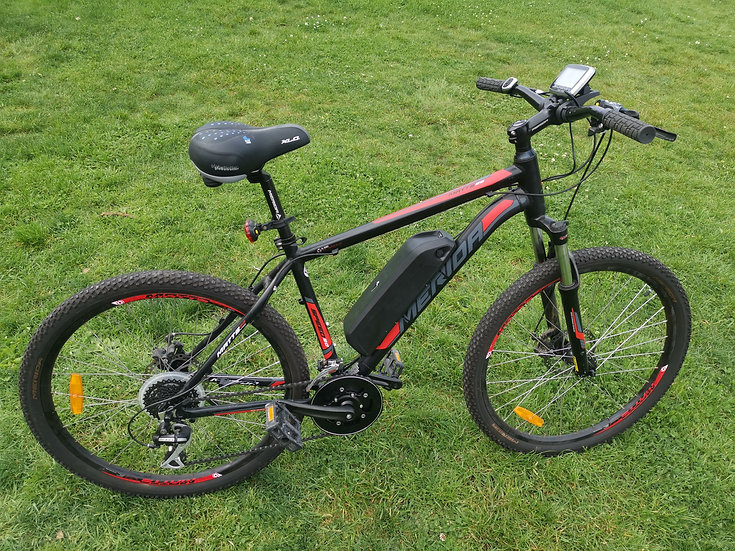 Convert Your Bike to Electric - Swift Torque E-Bike Conversion Package