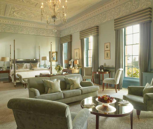 Royal Crecent Hotel Bath