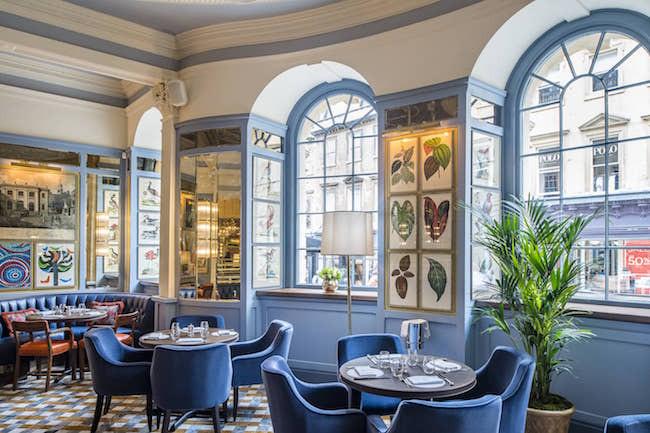 Ivy Brasserie in Bath