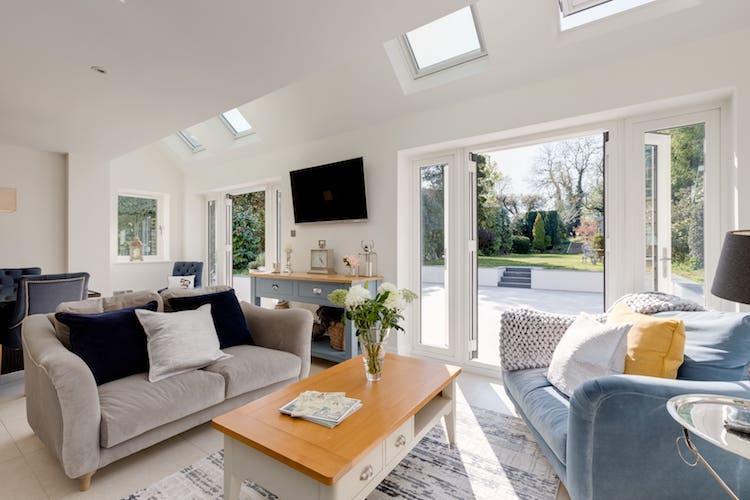 Kitchen extension design by Create Prefect interior design