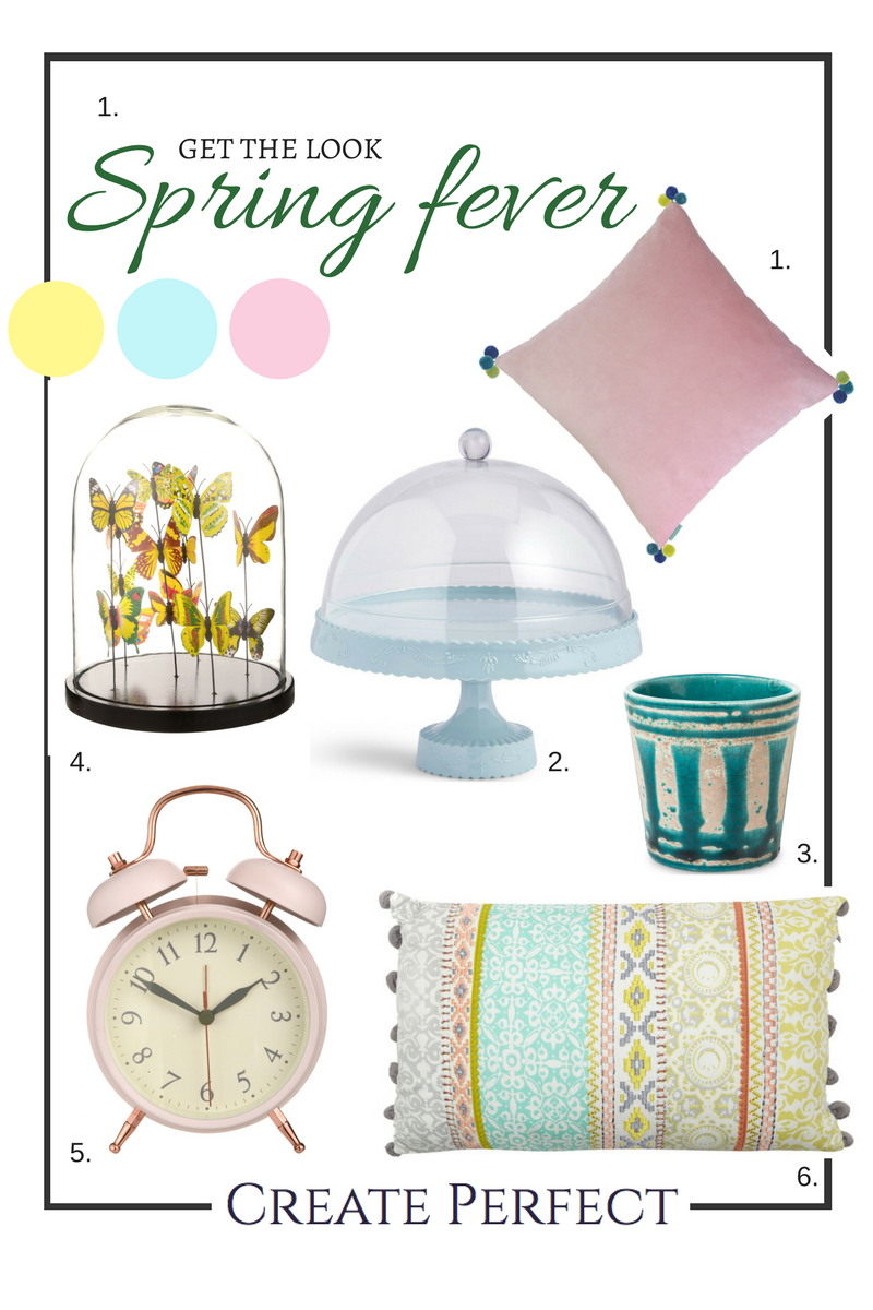 Spring accessories for home